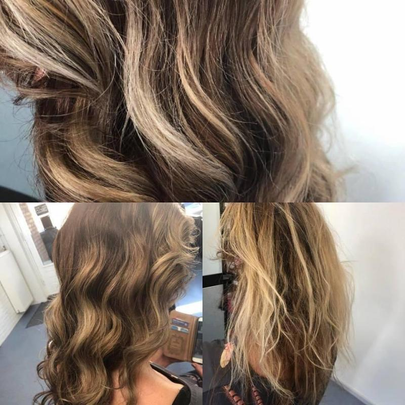 Zie hier de 'before and after'