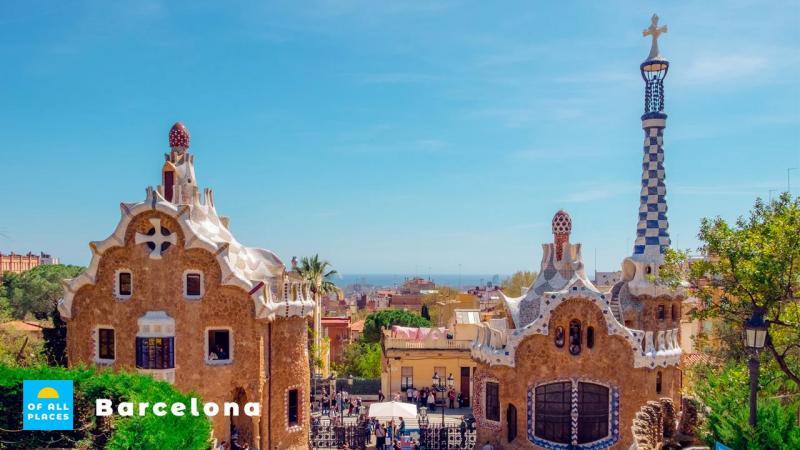 Ontdek in het schitterende Barcelona nog meer werken van Antoni Gaudí.