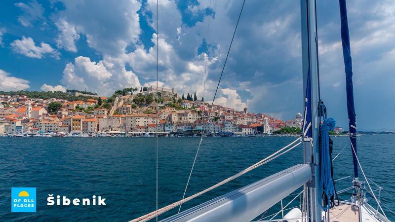Een bootexcursie in het Kroatische Sibenik opent je ogen.