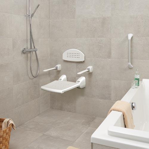 veiligheid in de badkamer om uitglijden en vallen te voorkomen.