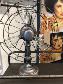 Industriële fan lamp € 39,95