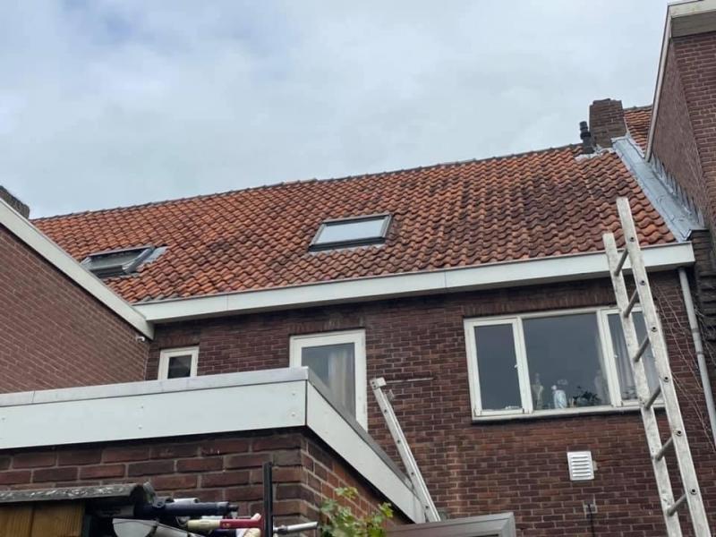 Boeidelen voorzien van Trespa, Oisterwijk
