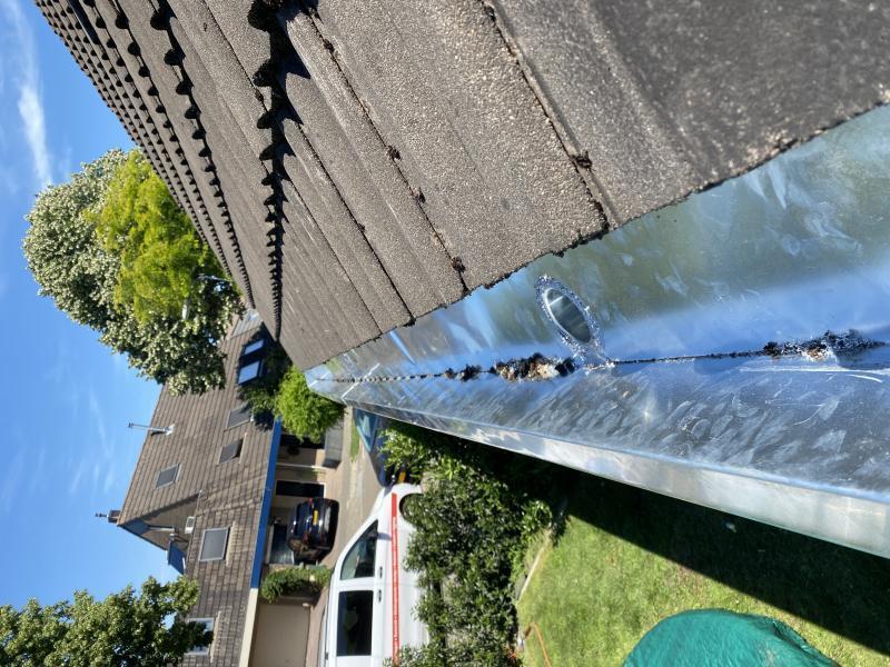Vernieuwen zinken goot, Utrecht