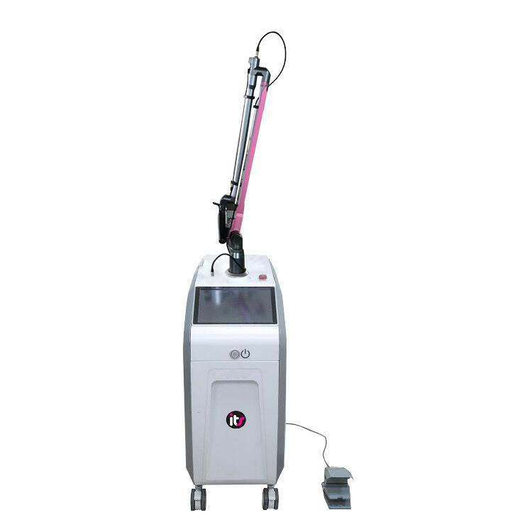 its Q-Switched Nd YAG laser Pro. Type Y-20